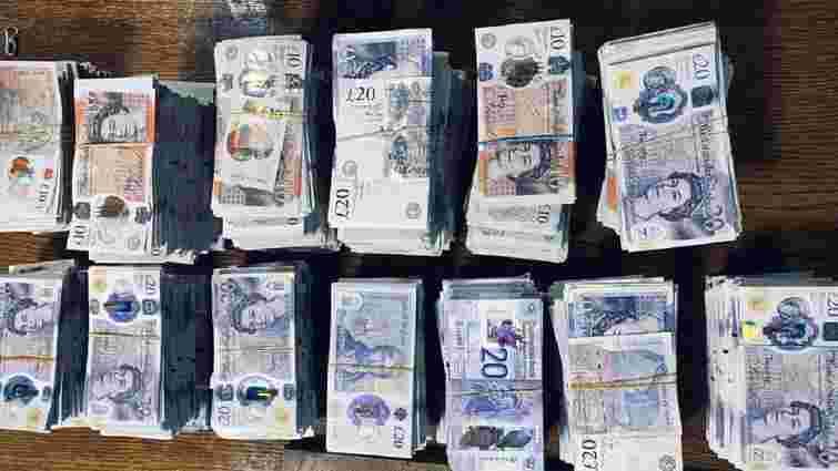 Львівські митники вилучили в «Шегинях» рекордну кількість валюти