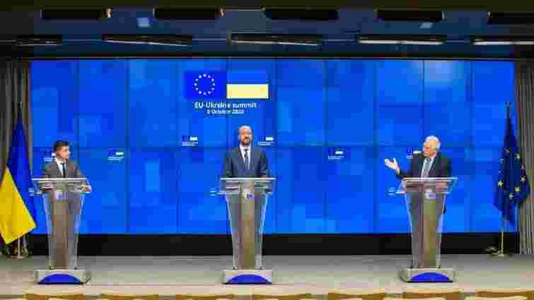 Зеленський запевнив, що безвізовому режиму з ЄС нічого не загрожує
