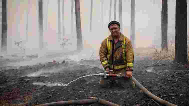 Рятувальники ліквідували 9 з 10 масштабних пожеж на Луганщині