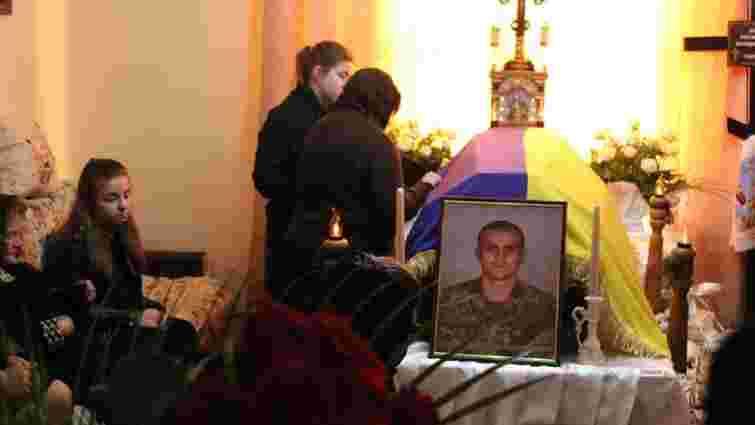 На Львівщині попрощались із загиблим у авіакатастрофі 22-річним курсантом
