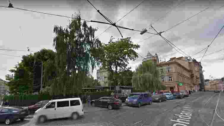 Поліція порушила справу через самобуд матері кандидата в мери Львова Назарія Брезіцького