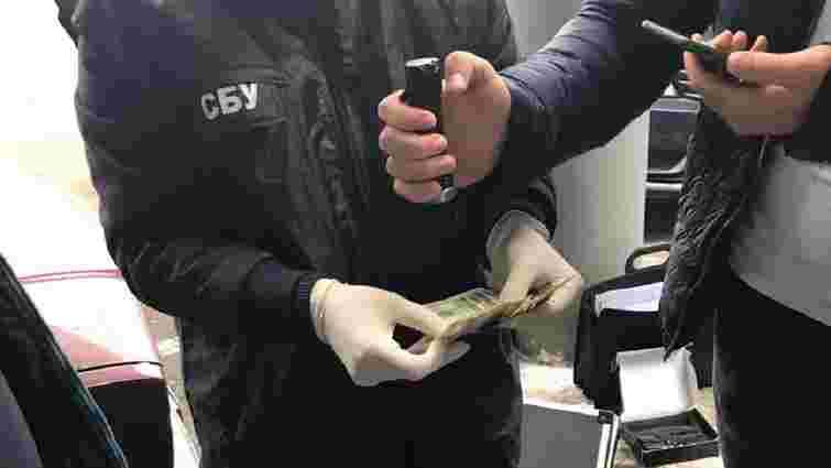 СБУ проводить обшуки у львівській податковій в справі про хабарництво