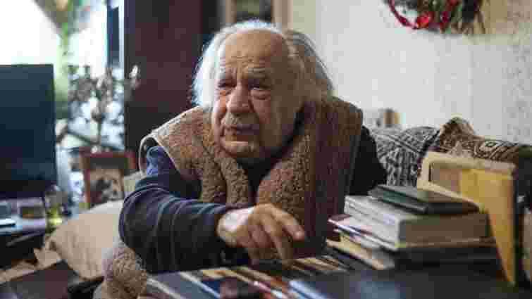 Помер відомий львівський письменник Микола Петренко