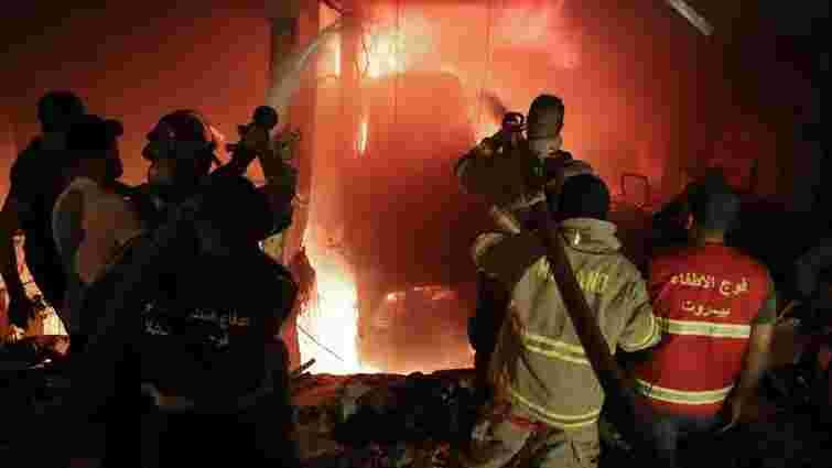 У Бейруті знову стався потужний вибух, є загиблі та постраждалі