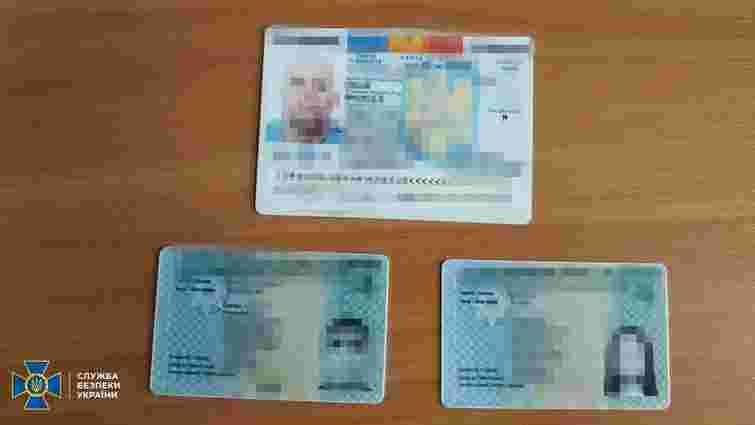На Львівщині та Рівненщині викрили схему підробки паспортів громадян ЄС