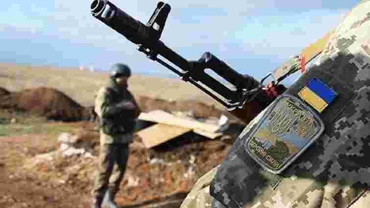 За добу бойовики сім разів порушили перемир'я на Донбасі