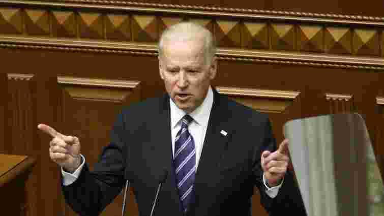 Джо Байден назвав пріоритети США щодо України у разі обрання президентом