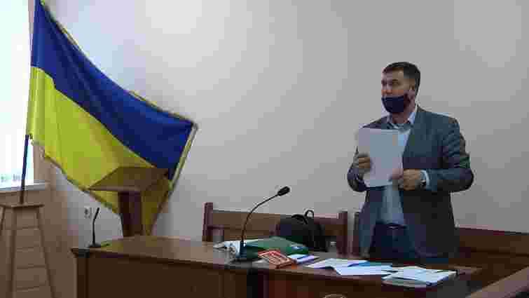 Фігуранта справи вбивства Катерини Гандзюк засудили умовно