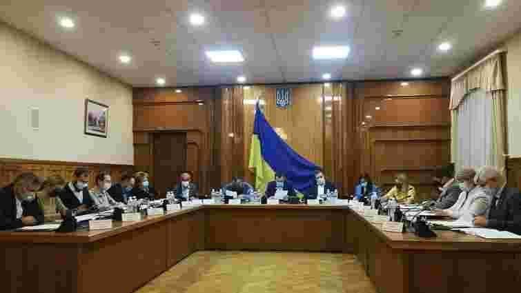 ЦВК розпустила обласну виборчу комісію в Івано-Франківську