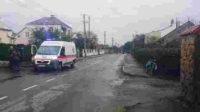 Біля Львова неповнолітня водійка збила велосипедиста і втекла