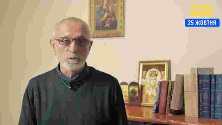 Львівський священик УГКЦ вибачився за підтримку «Слуги народу»