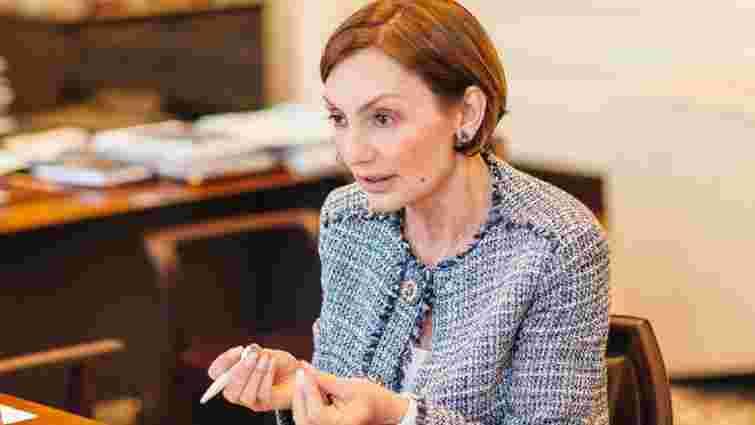 Заступницю голови НБУ Катерину Рожкову позбавили основних повноважень