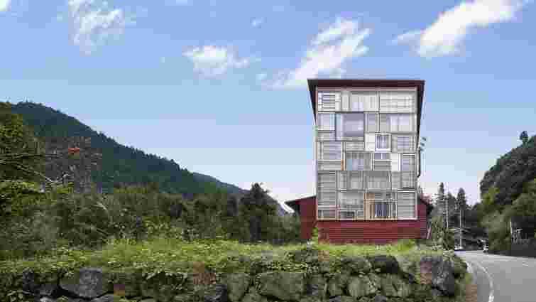 Дизайн Zero Waste: 6 нових будівель із використаних вікон і дверей