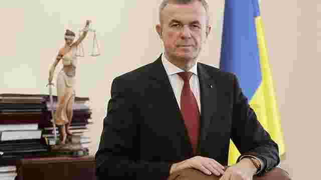 Керівник Державної судової адміністрації написав заяву про відставку