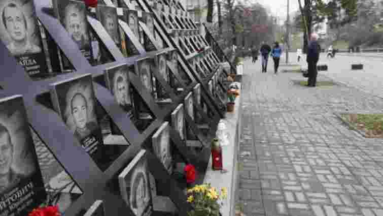 Поліція затримала студента, який осквернив пам'ятник Небесній сотні у Києві