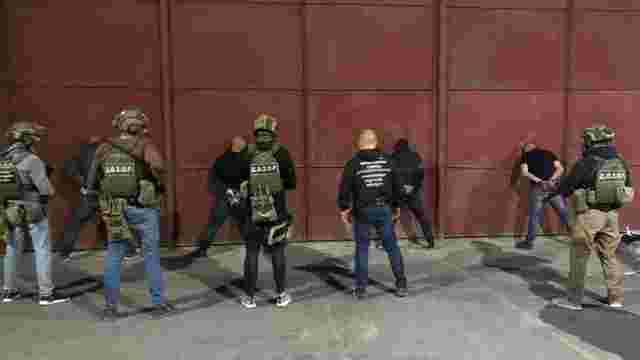 Чотирьох ізраїльтян зі 120 кг кокаїну затримали в Одесі