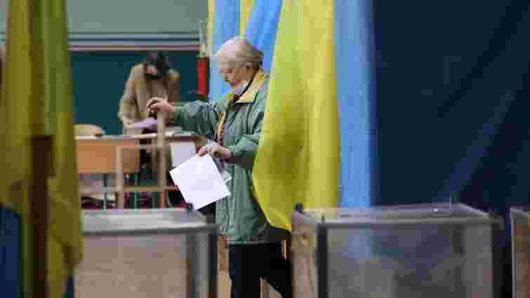 «Опора» оприлюднила перші дані про явку виборців на Львівщині