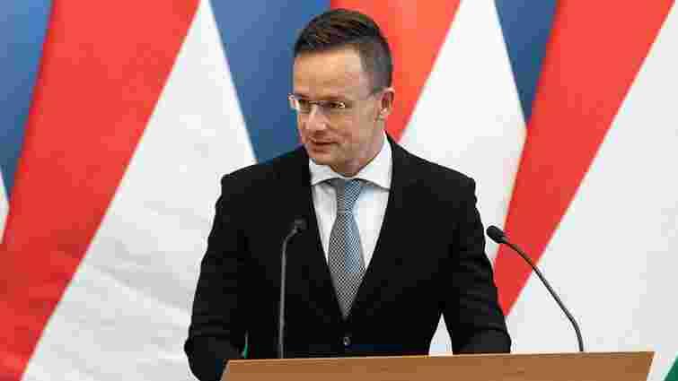 Глава МЗС Угорщини закликав підтримати на місцевих виборах в Україні одну із партій