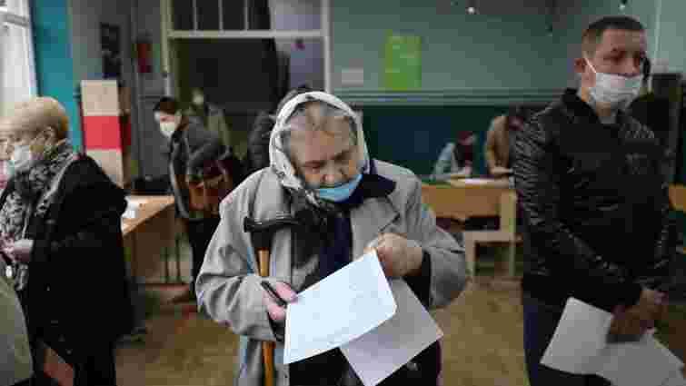 У місцевих виборах у Львові взяли участь менше 40% виборців