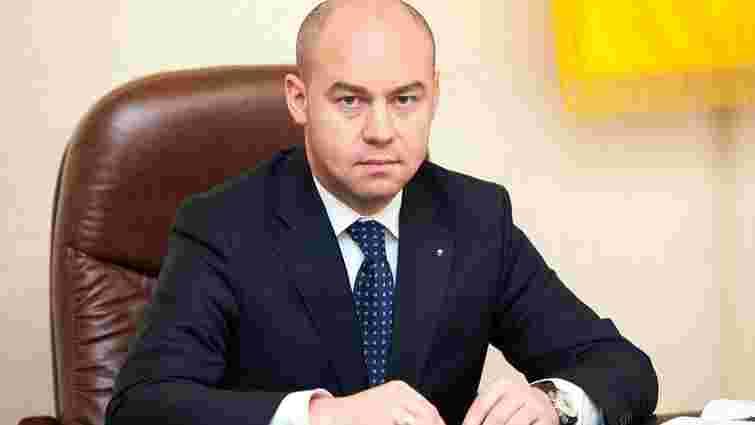 Сергій Надал набрав понад 70% на виборах мера Тернополя