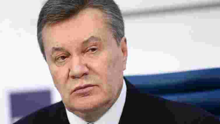 ВАКС відмовився заарештувати Януковича у справі про Межигір'я