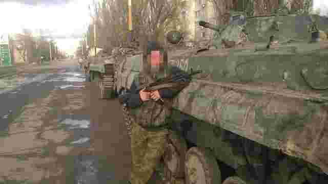 Розшукуваного бойовика терористичного угруповання «ЛНР» затримали на Луганщині