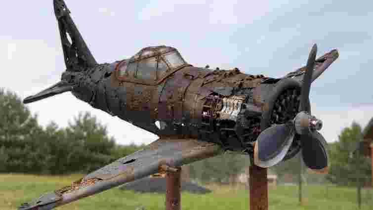 Біля Львова відкриють музей розбитих літаків Другої світової війни