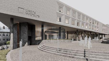 У Львові обрали проект нової школи мистецтв на вул. Личаківській