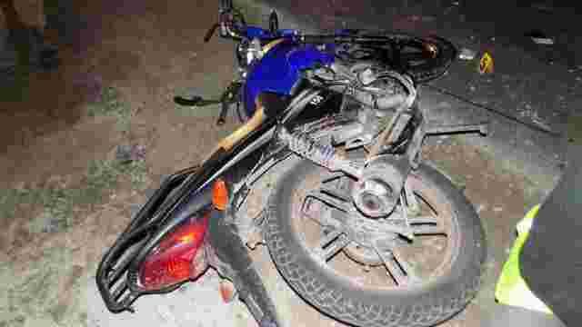 28-річний мотоцикліст потрапив в реанімацію після ДТП з підводою біля Рави-Руської