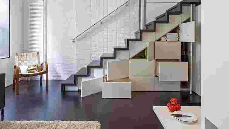 Зручно та компактно: 9 місць для зберігання речей у маленьких помешканнях