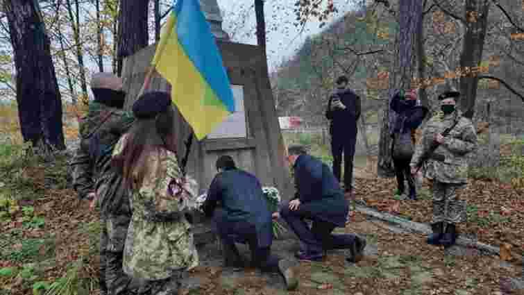 На Львівщині перепоховали останки австро-угорських та російських вояків