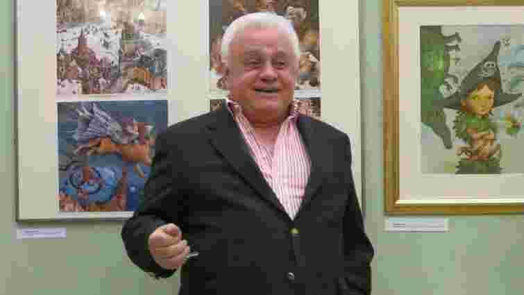 У Лондоні помер відомий львівський меценат Гері Боумен
