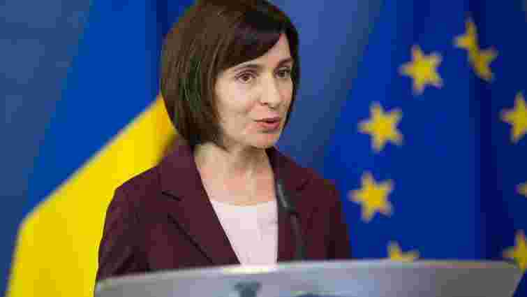 Екзит-поли показали перемогу Маї Санду на виборах президента Молдови