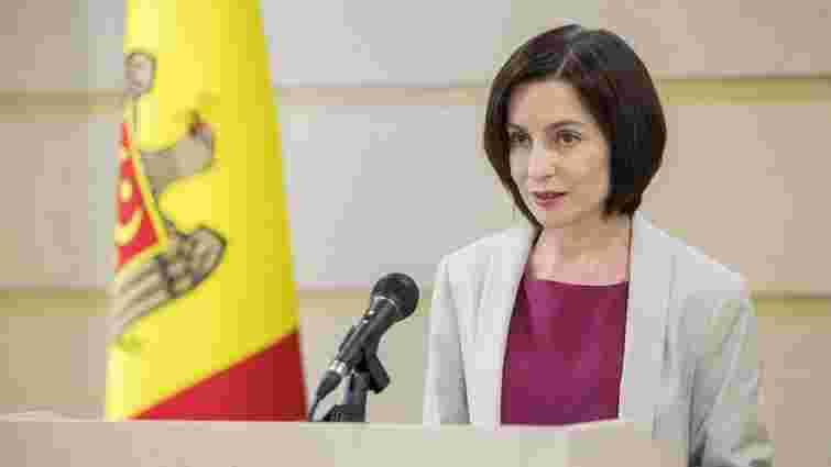 Мая Санду перемогла на президентських виборах в Молдові