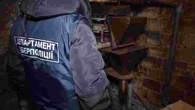 Українська поліція припинила масштабне виробництво фальсифікованої  кави