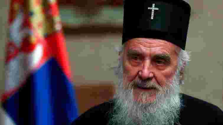 Від коронавірусу помер патріарх Сербської православної церкви
