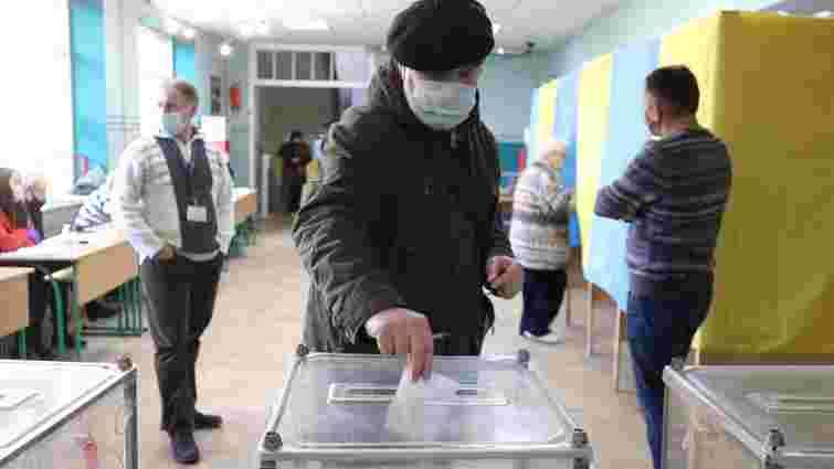 «Опора» оприлюднила перші дані про явку виборців у Львові