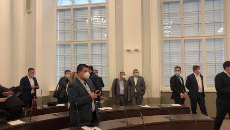 Спонтанне засідання сесії Львівської міської ради