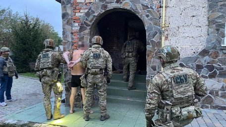 На Львівщині затримали двох кримінальних авторитетів