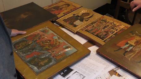 Львівський суд конфіскував контрабандні ікони XVIII-XIX ст. на користь держави