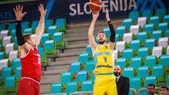 Збірна України достроково вийшла на Євробаскет-2022