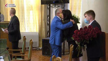 Ірину Гримак обрали головою Львівської облради