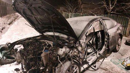 Двоє львівських айтішників-близнюків розбилися на смерть у ДТП