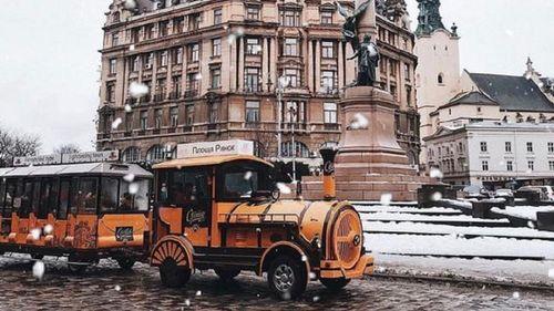 Головні новини Львова за 19 січня