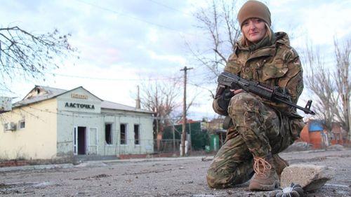 В Києві арештували учасницю АТО через схожість з терористкою «ДНР»
