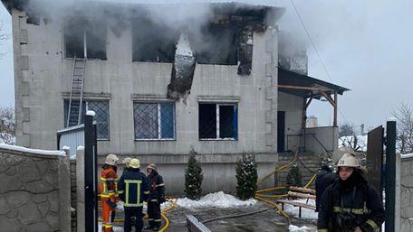 Під час пожежі у Харкові загинули 15 пенсіонерів