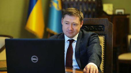 Голова ЛОДА подав президенту кандидатури нових голів РДА