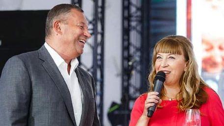 Наталія і Ярослав Дубневичі ділять майно після 30 років шлюбу