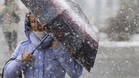 У Львові та області буде значне похолодання та снігові замети