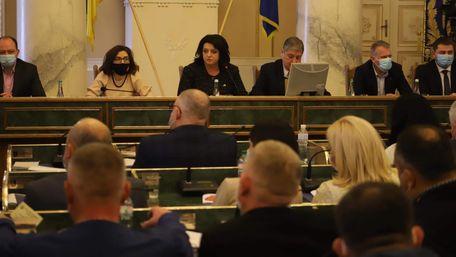 Удар по корупції Львівської обласної ради